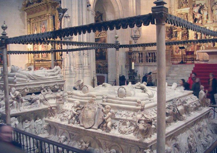 Cenotafios de la Capilla Real